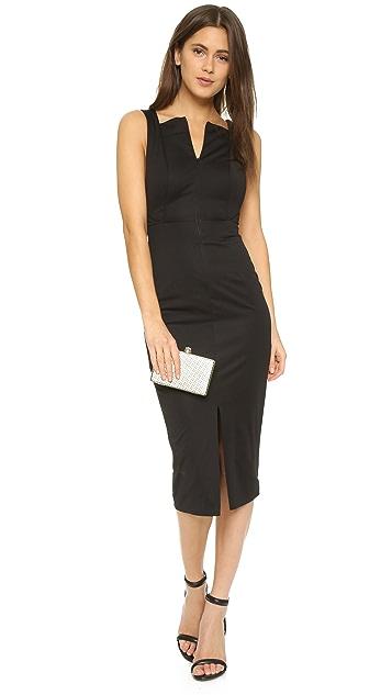 AQ/AQ Yenan Midi Dress