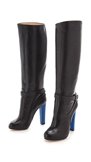 Aquazzura Czarina Knee High Boots