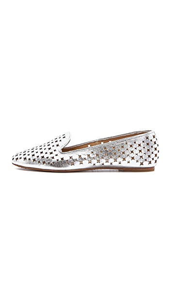 Aquazzura Roy Star Flats