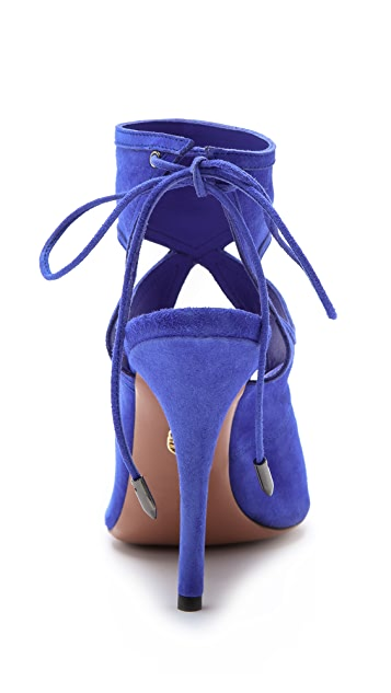 Aquazzura Sexy Thing Sandals