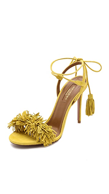 top brands the cheapest attractive price Wild Thing Fringe Sandals