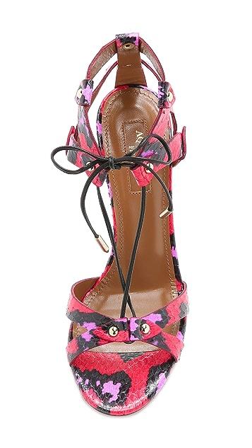 Aquazzura Bel Air Sandals