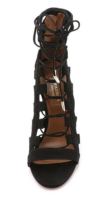 Aquazzura Amazon Sandals