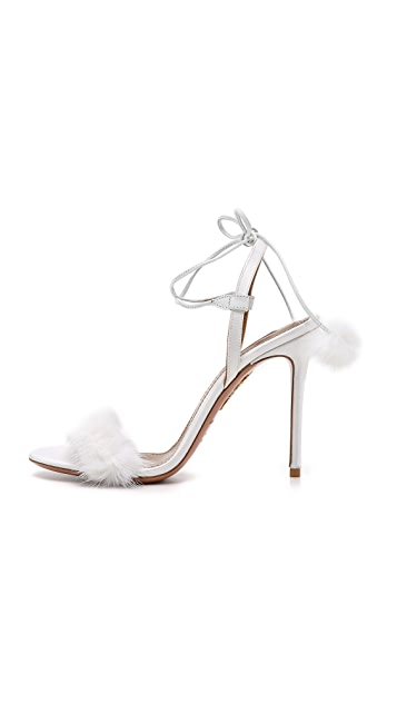 Aquazzura Fancy Nancy Sandals