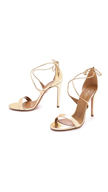 Aquazzura Linda Sandals