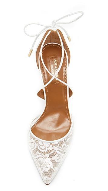Aquazzura Matilde Bridal Pumps