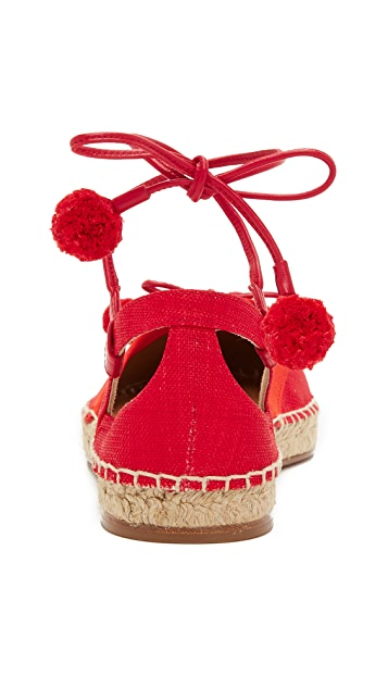 Aquazzura Palm Beach Espadrilles
