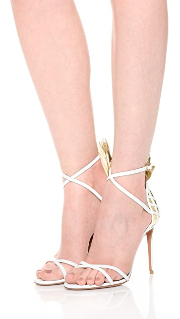 Aquazzura Pina Colada Sandals