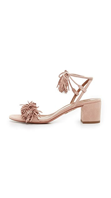 Aquazzura Wild Thing City Sandals