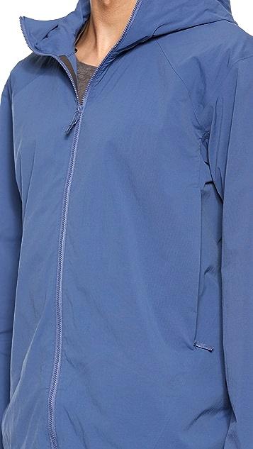 Arc'Teryx Veilance Isogon Hooded Jacket