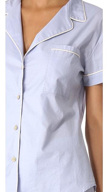 Ari Dein Room Service Demi Pajama Top
