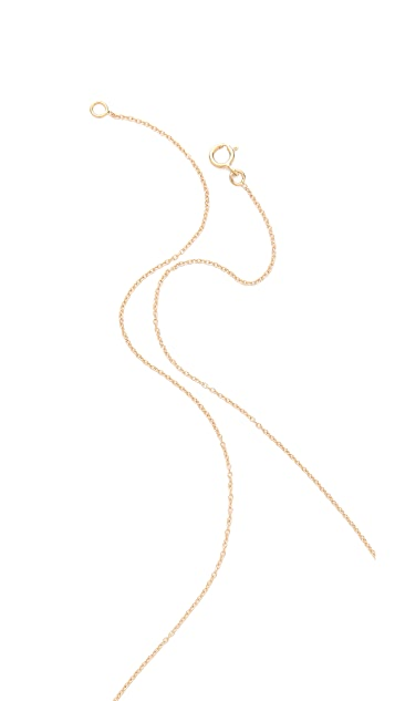 Ariel Gordon Jewelry Stone Lariat Necklace