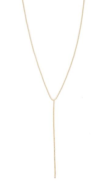Ariel Gordon Jewelry Dust Lariat Necklace
