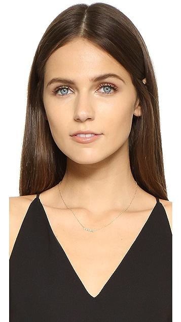 Ariel Gordon Jewelry 水平钻石项链