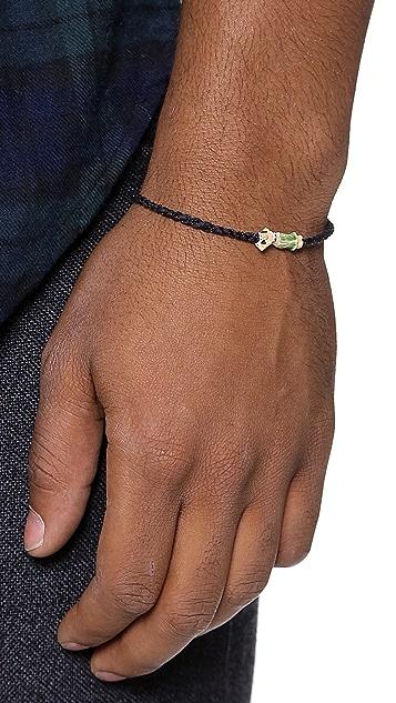 Arizaga Hula Girl Bracelet
