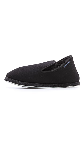 Armor Lux Classic Wool Slippers