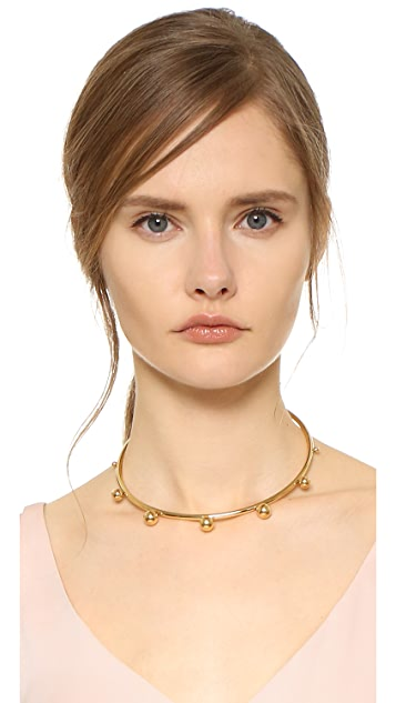 Amber Sceats Peyton Choker Necklace