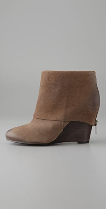 Ash Parfum Cuff Ankle Booties