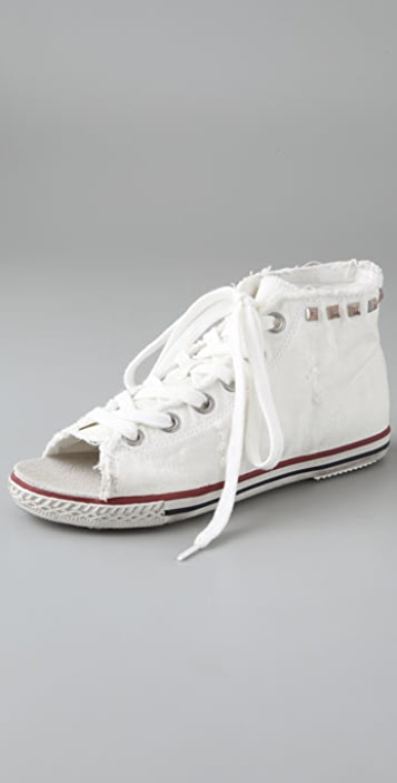 Ash Neo High Top Sneakers