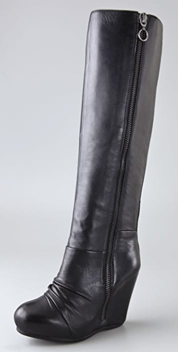 c7d7b8a5bf2 Ursula Ruched Boots