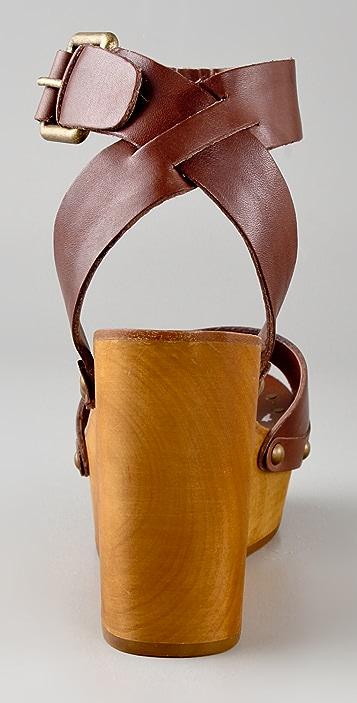 Ash Vivian Clog Sandals