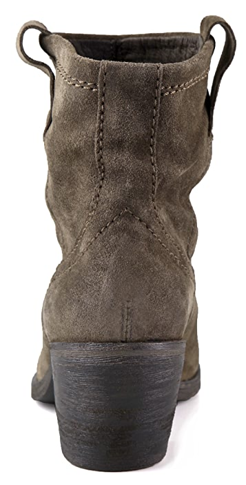 Ash Nina Suede Booties