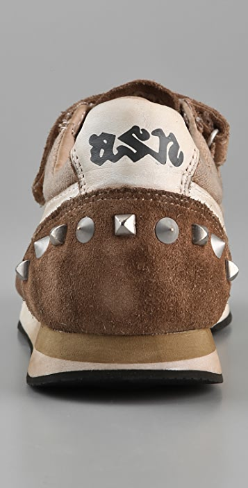 Ash Reflex 2 Tab Sneakers