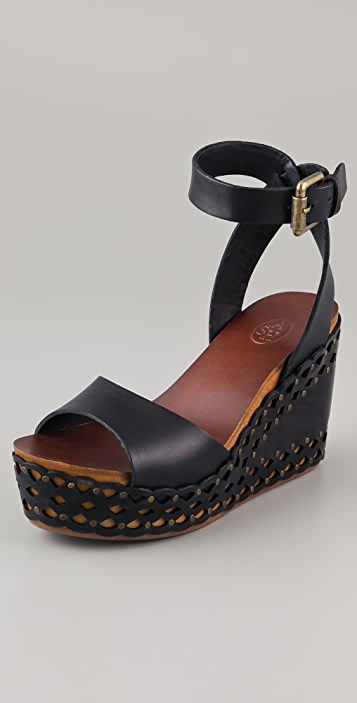 Ash Vanina Wedge Sandals