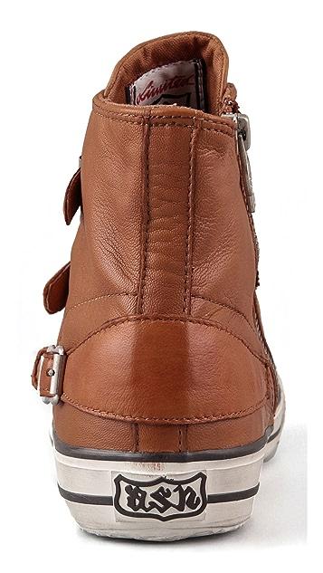 Ash Thelma Wedge Sneakers