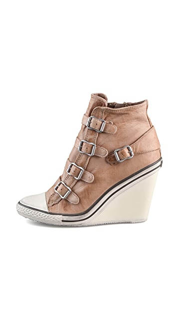 Ash Thelma Wedge Sneakers