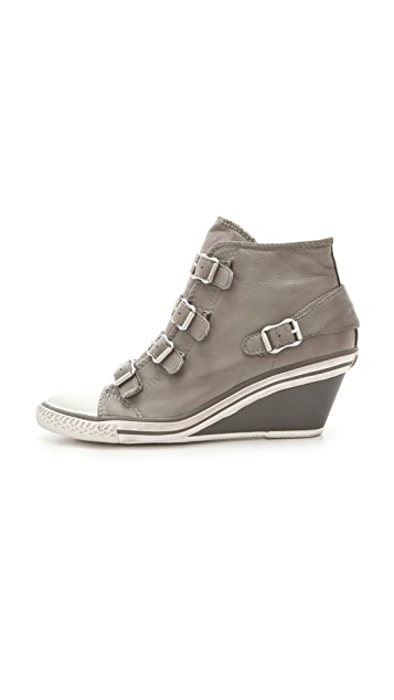 Ash Genial Wedge Sneakers
