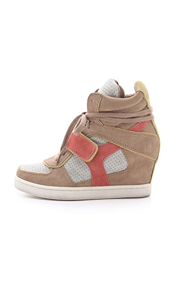 Ash Coca Wedge Sneakers