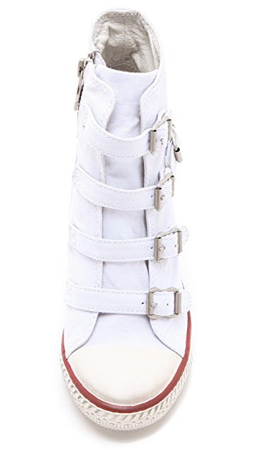 Ash Thelma Bis Wedge Sneakers