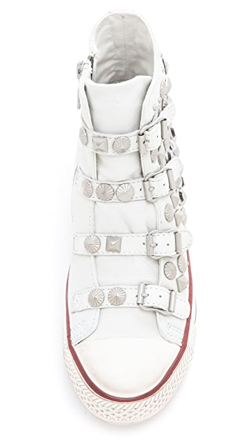 Ash Victim Studded Sneakers