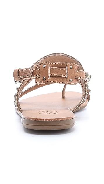 Ash Oman Studded Sandals