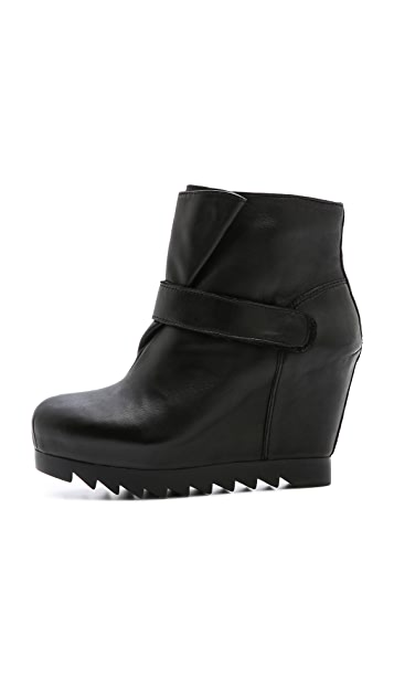 Ash Horizon Wedge Boots