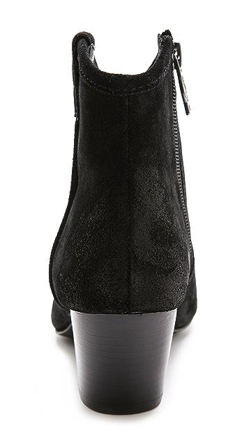 Ash Spiral Mid Heel Booties