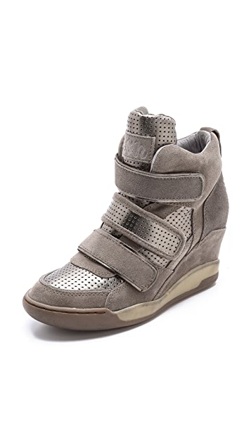 Ash Alex Bis Wedge Sneakers