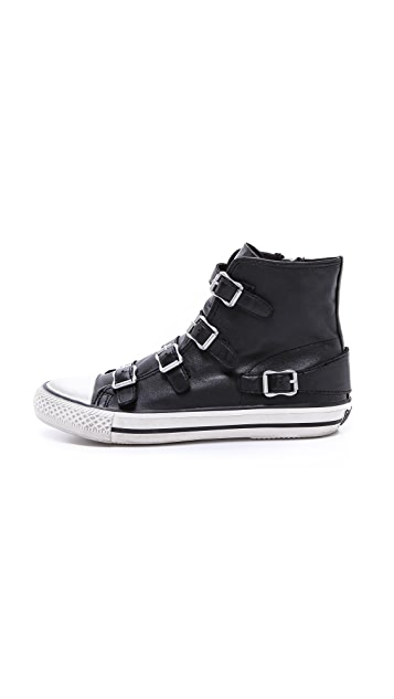 Ash Virgin 4 Buckle Sneakers