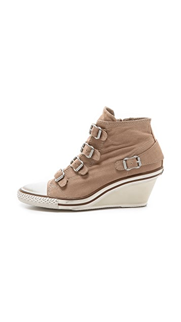 Ash Genial Bis Wedge Sneakers
