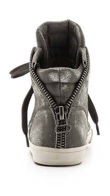 Ash Shake Metallic Sneakers