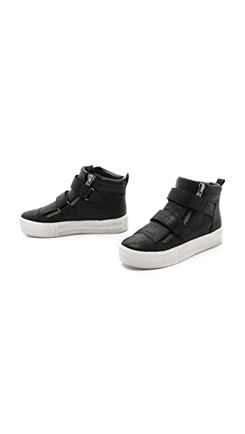 Ash Jump Double Strap Sneakers