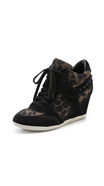 Ash Bisou Bis Wedge Sneakers