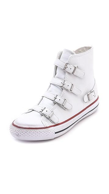 Ash Virgin High Top Sneakers