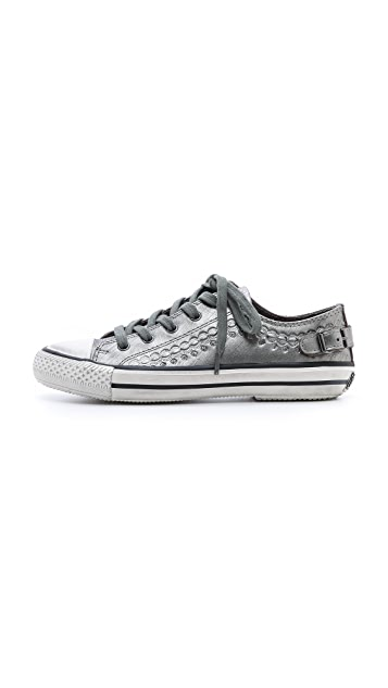 Ash Virgo Metallic Sneakers