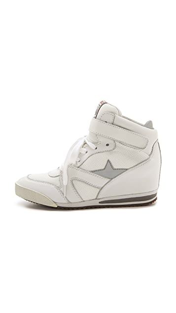 Ash Jazz Wedge Sneakers