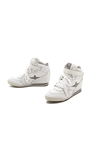 Ash Jazz Wedge Sneakers