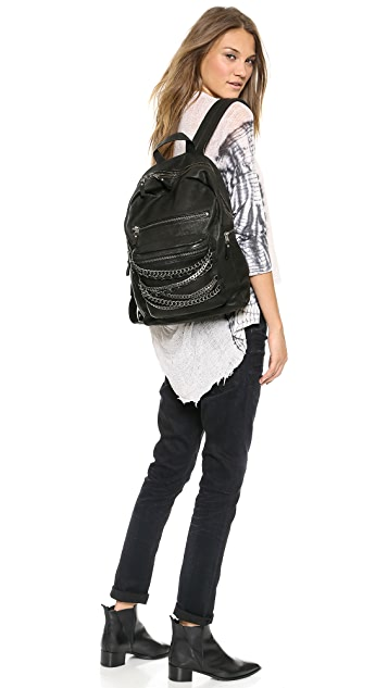 Ash Chain Backpack