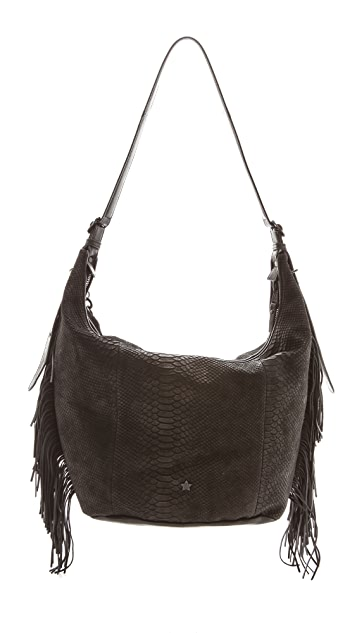 Ash Chain Hobo Bag