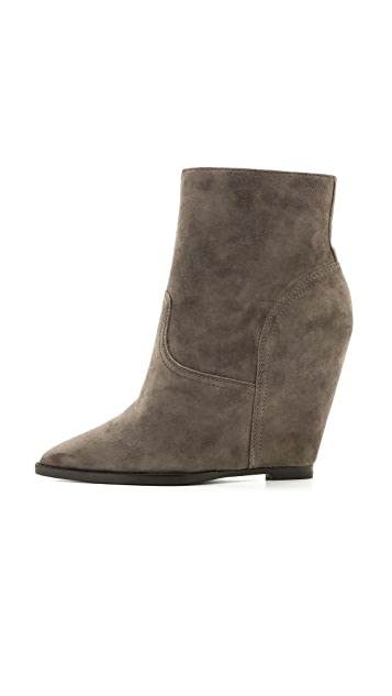 Ash Jasmin Wedge Booties